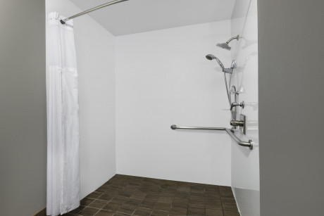 Accessibility - Accessible Shower